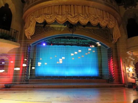 4ステージ照明きれい